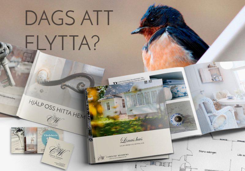 Wassberg Fastighetsförmedling - Säljmaterial